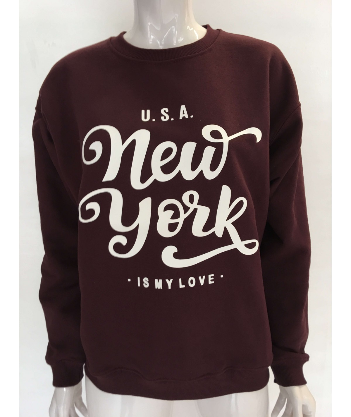FELPA NEW YORK UNISEX...