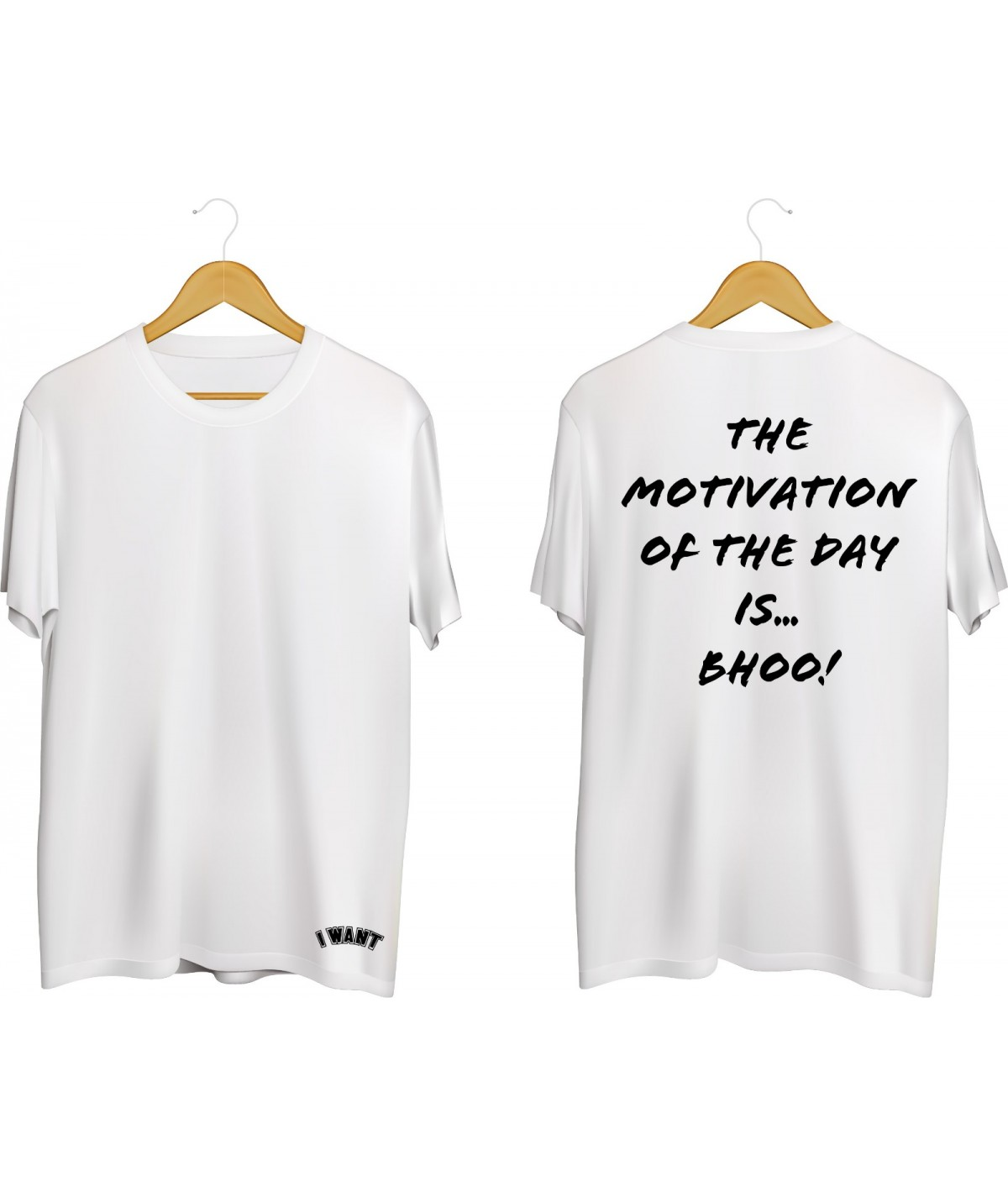T-SHIRT MOTIVATION UNISEX